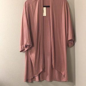 Groceries apparel kimono shawl